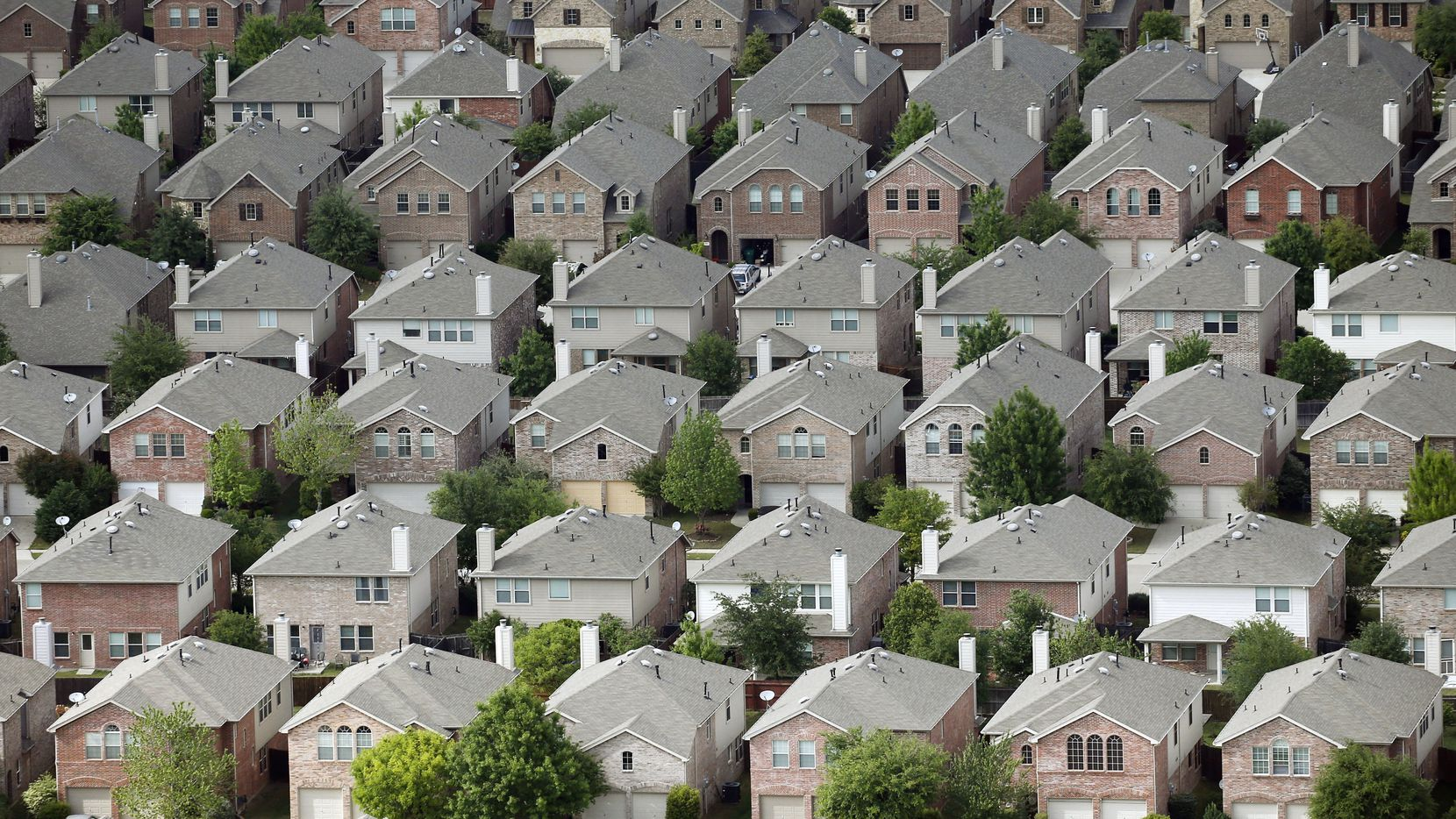 New home starts above $400,000 are softening in North Texas.
