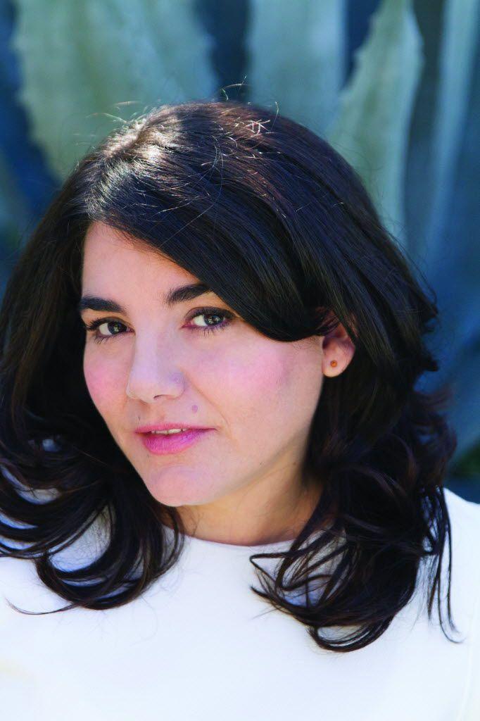 Author  Carina Chocano