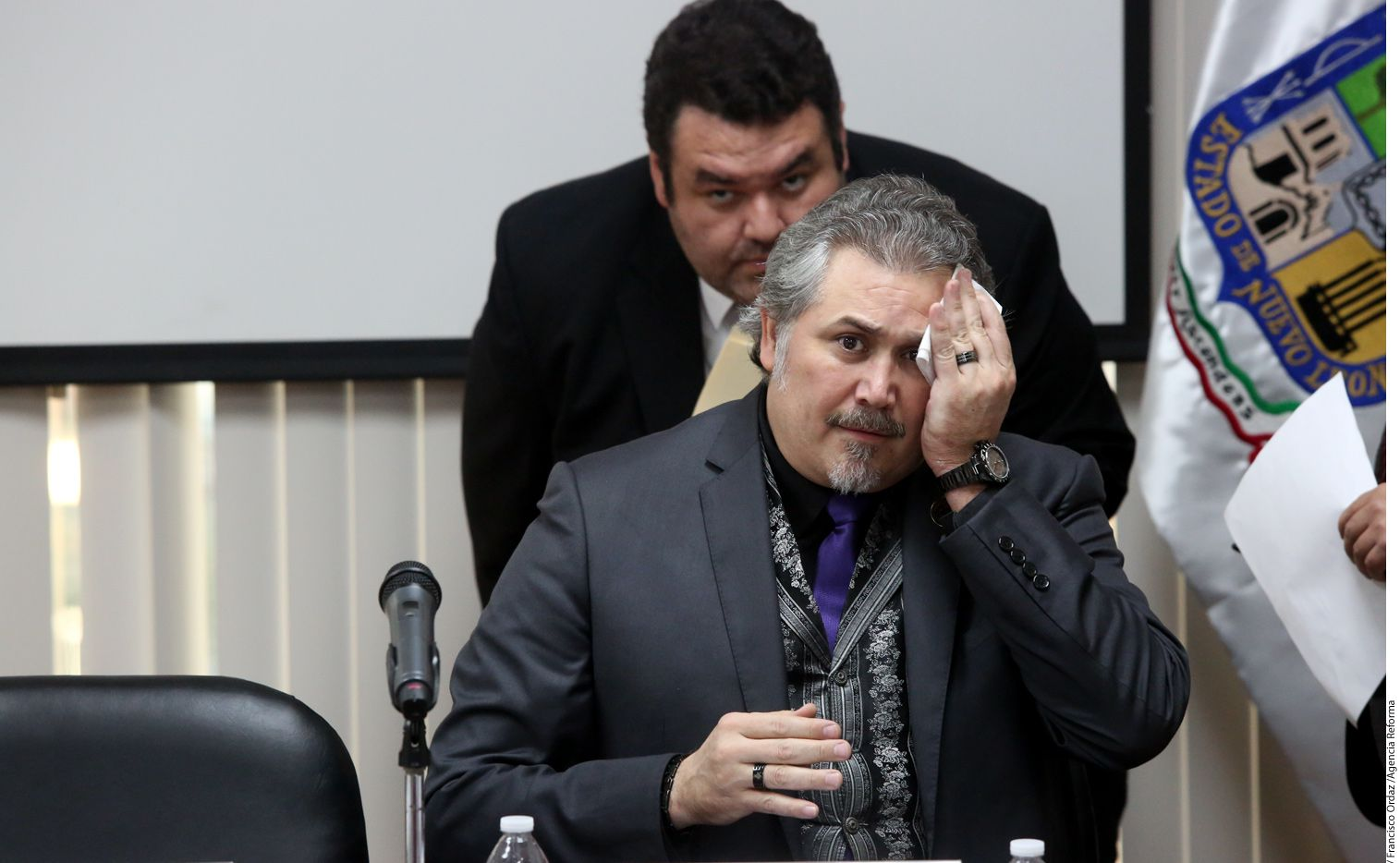 Tras una polémica gestión, Roberto Flores Treviño renuncia hoy a su cargo como Procurador de Justicia del Estado./ AGENCIA REFORMA