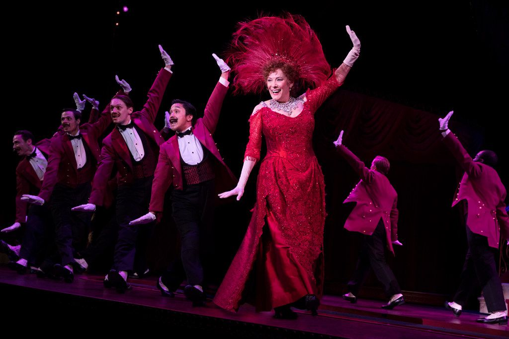 """Fort Worth-raised Betty Buckley stars in the national touring production of Hello, Dolly! in the title role, as a matchmaker who wants her """"half-a-millionaire"""" client for herself. The revival of the 1964 classic is coming to Dallas Summer Musicals July 17-28."""