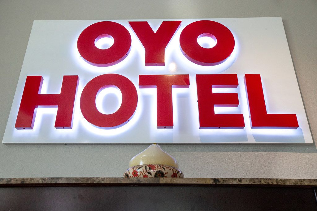 OYO Hotel Dallas Love Field. The company will move its U.S. headquarters to One McKinney tower.