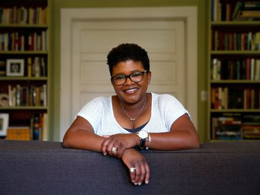 Author Attica Locke says her decision to move away from Texas helps her see the state more clearly. Her Highway 59 series is set in the Lone Star State.