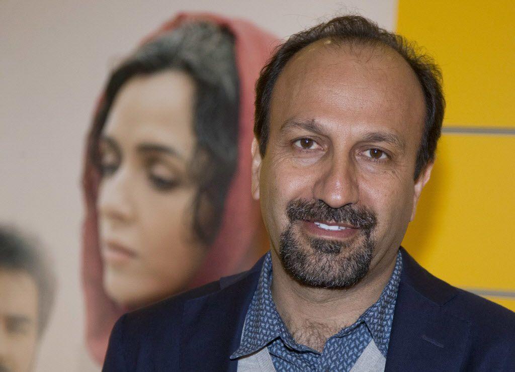 El director iraní Asghar Farhadi ./AP