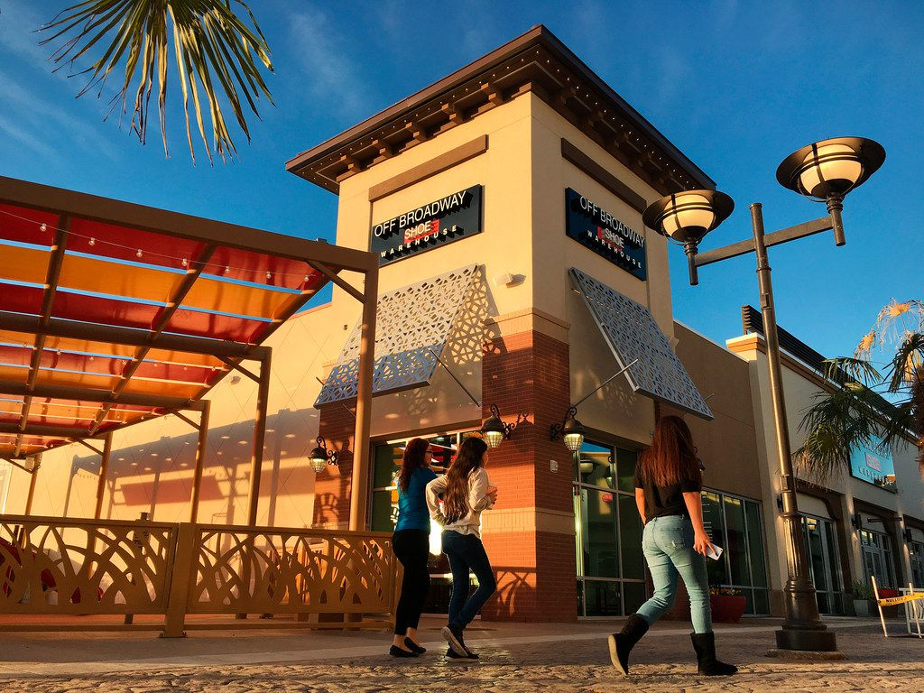 A Tanger Outlets shopping center opened in October near Texas Motor Speedway at Highway 114 and Interstate 35 in North Fort Worth.