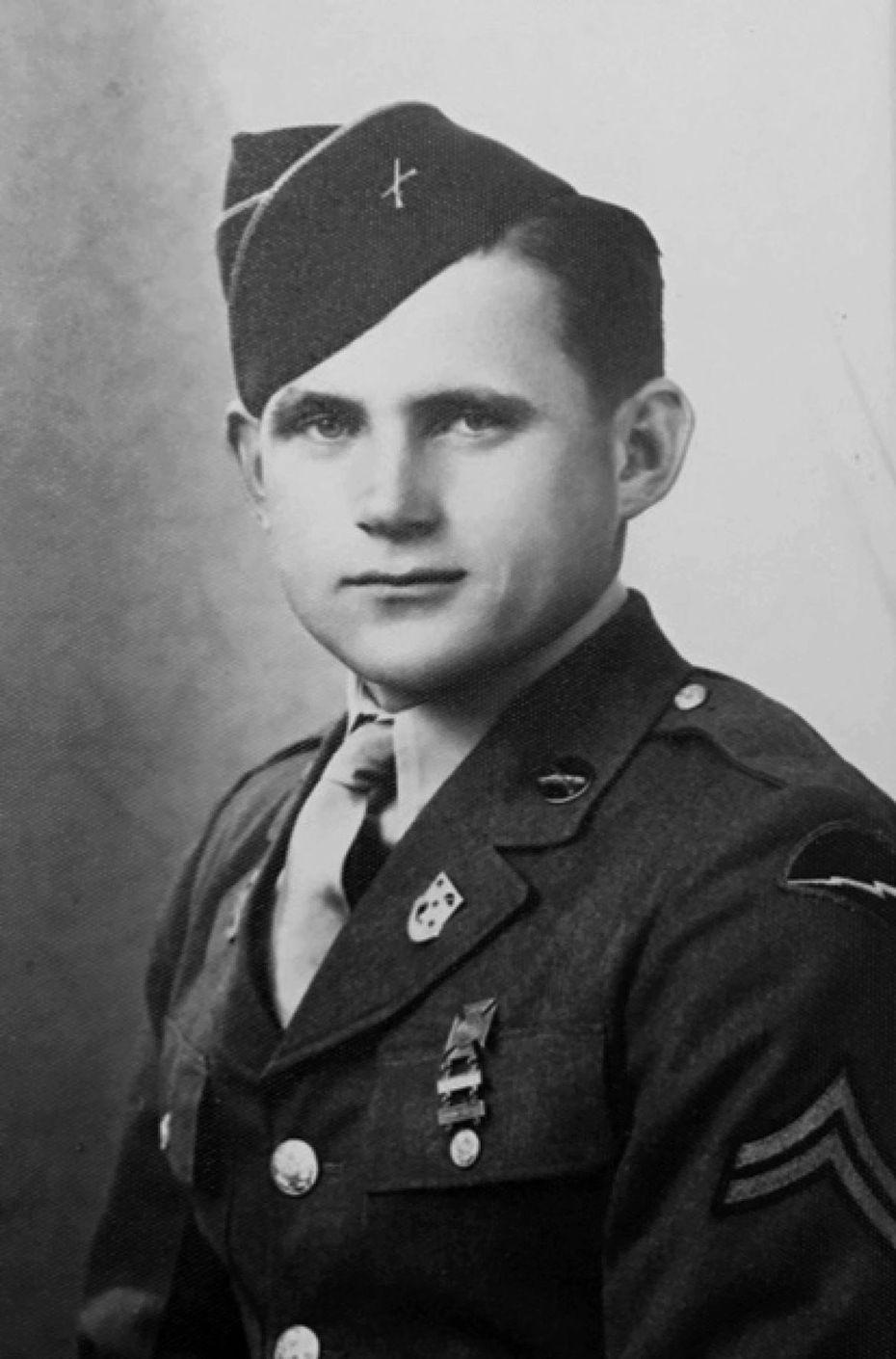 Army Staff Sgt. Leo J. Husak
