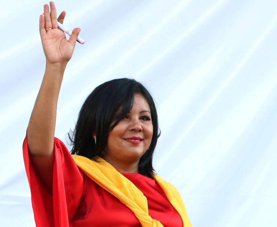 Gisela Mota fue asesinada al día siguiente de asumir la alcaldía de Temixco, en Morelos. (AP/TONY RIVERA)