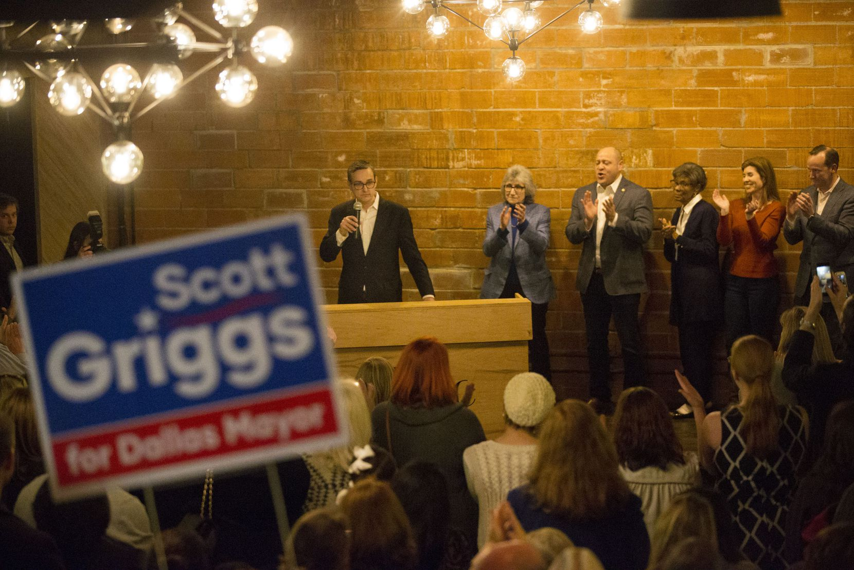 Dallas City Council member Scott Griggs announced just three weeks ago that he will run for mayor, and already several of his supporters are creating distractions in the race.