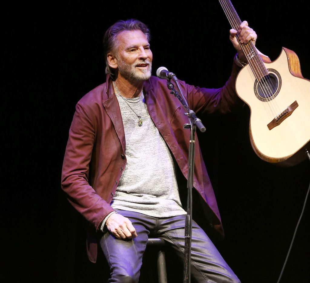 Kenny Loggins performed during the 8th Annual Guild of Music Supervisors Awards at The Theatre at Ace Hotel on Feb. 8, 2018, in Los Angeles.