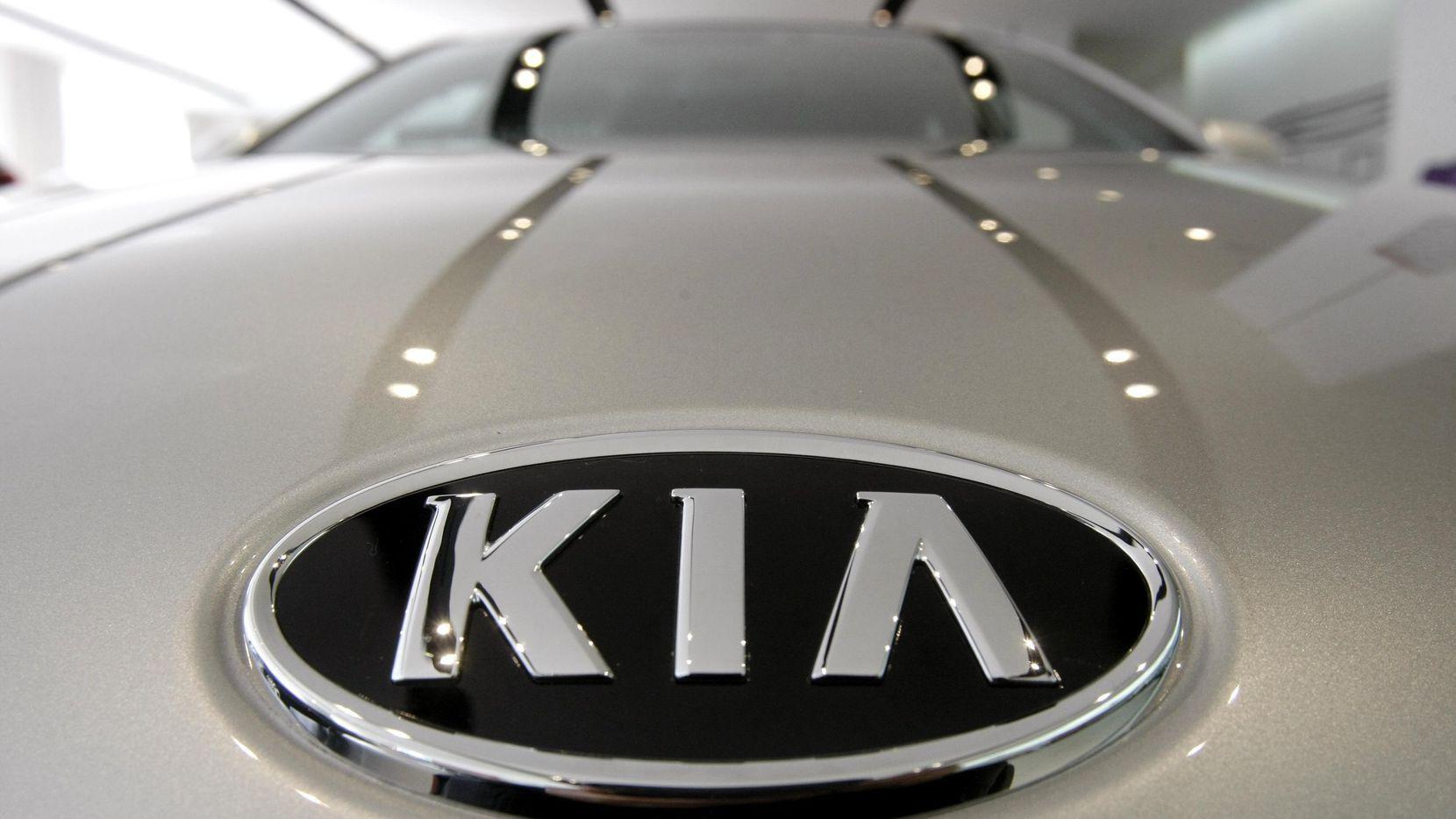 Un vehículo de la familia de KIA Motors.(AP)
