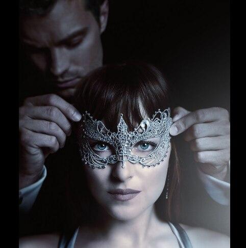 """En el 2017 se estrenará la segunda parte de la cinta """"Fifty Shades of Grey"""". /FOTO TOMADA DE TWITTER"""