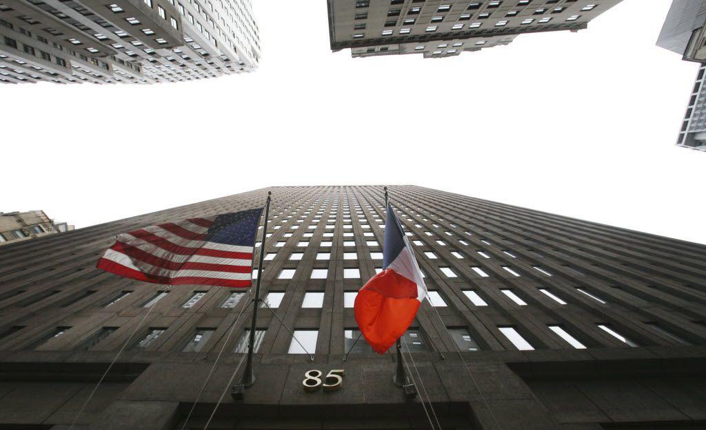 Goldman Sachs' headquarters in New York.