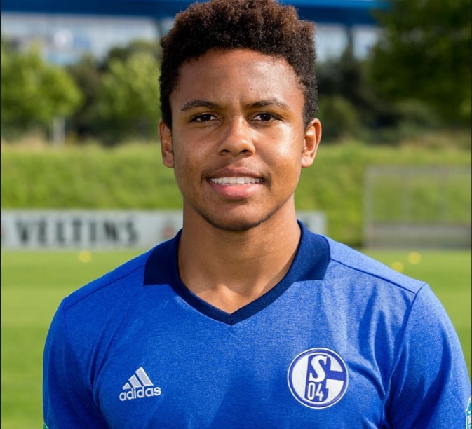 Schalke's Weston McKennie