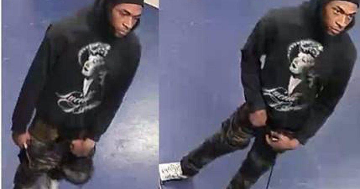 El sospechoso de asesinato usaba vestimenta con la imagen de Luiclle Ball.