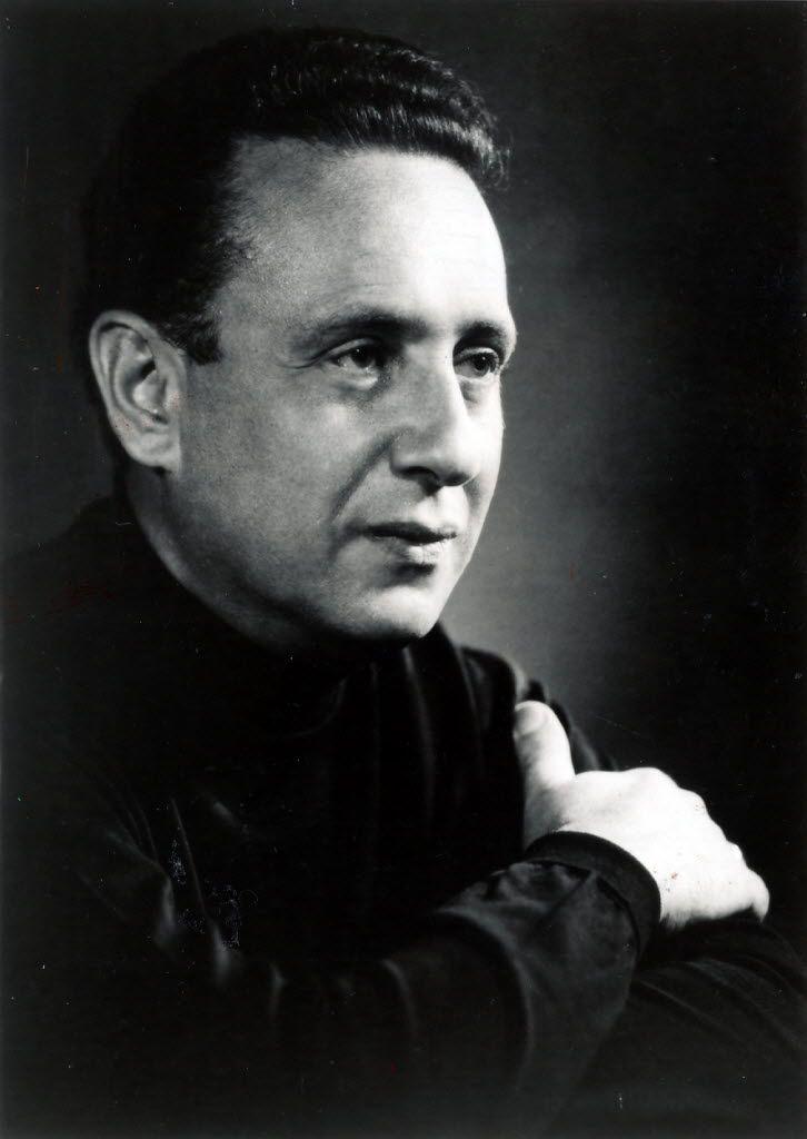 An undated file photo of Anshel Brusilow.