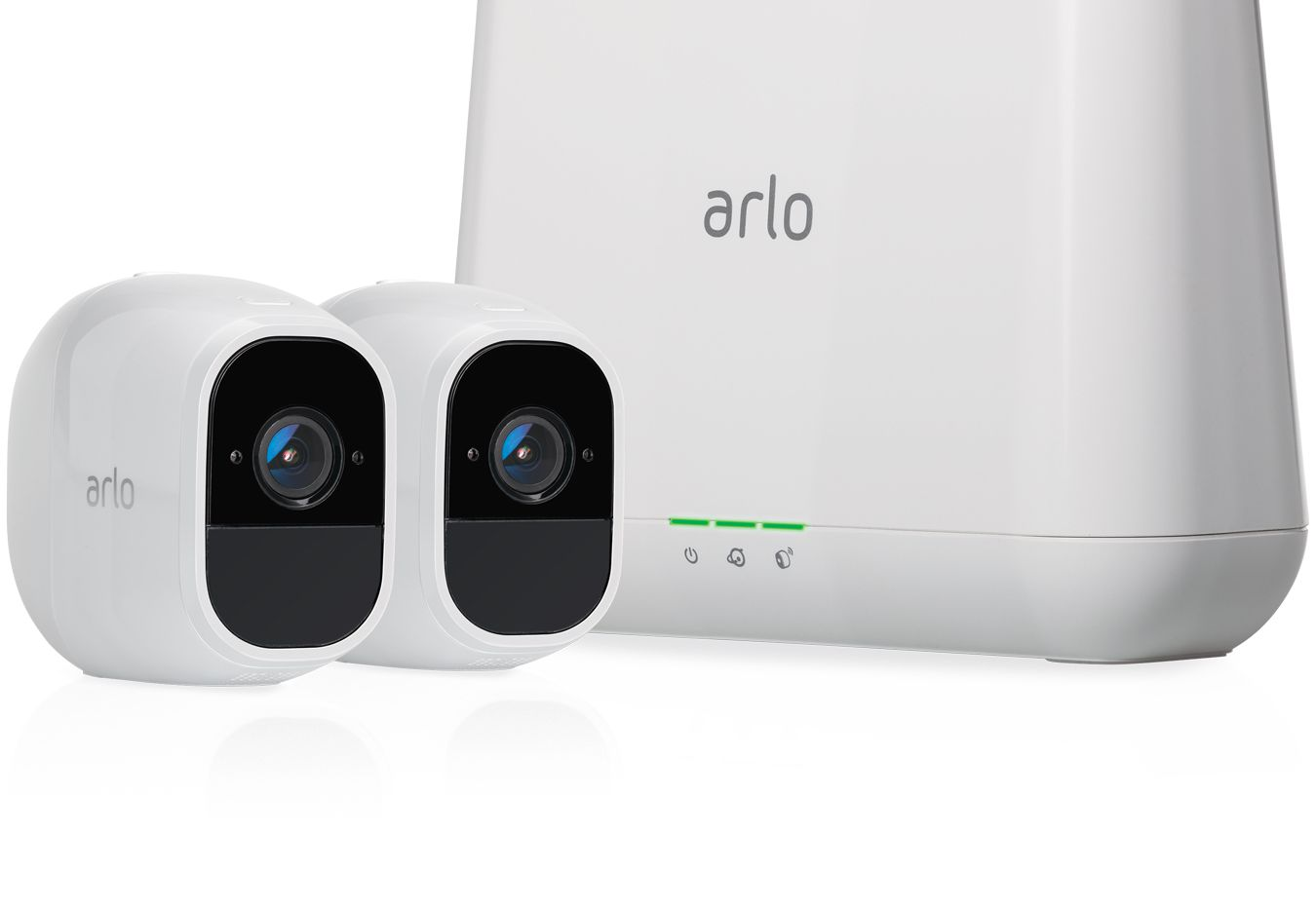 Netgear's Arlo Pro 2 cameras add power options, continuous