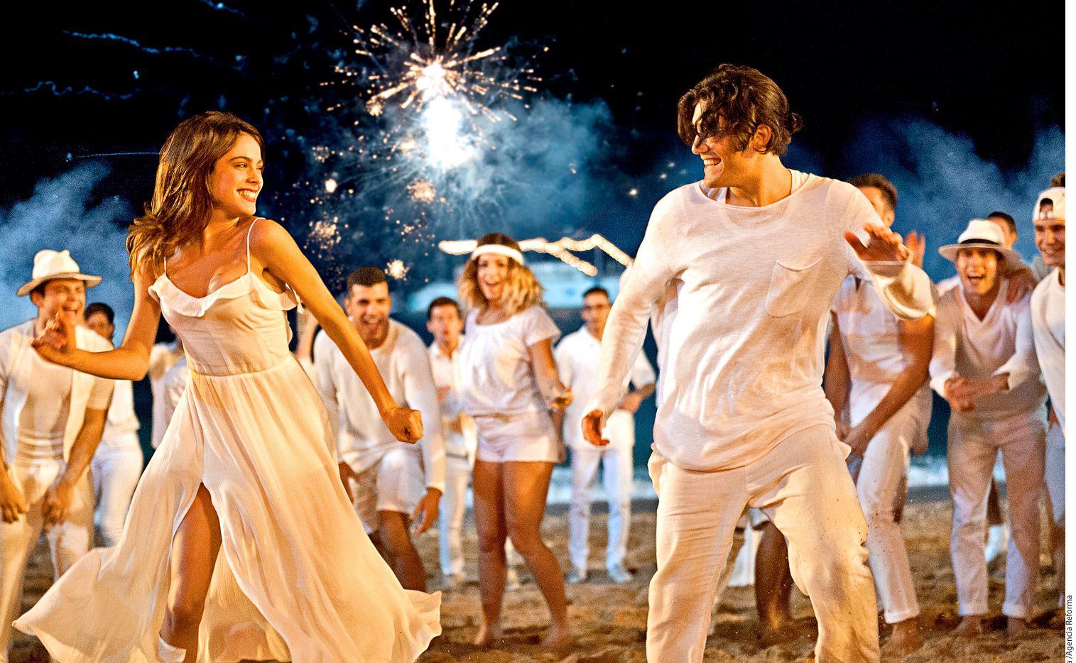 La película Tini: El Gran Cambio de Violetta, con guión de Ramón Salazar, fue filmada en Sicilia y Madrid. /AGENCIA REFORMA