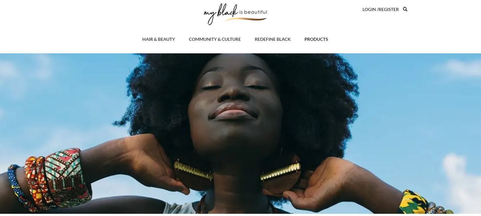 My Black is Beautiful has been an online platform sponsored by Procter & Gamble for more than a decade, and now it's a hair care brand sold exclusively at the Denton-based chain of Sally Beauty Supply stores and online.