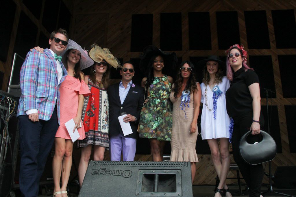 The Rustic in Uptown held a Kentucky Derby watching party on May 7, 2016. Mint Juleps were served up along with live music leading up to the race and judges four best dressed categories and the winners received $200 in free range concept gift cards. The winners and judges of the contests