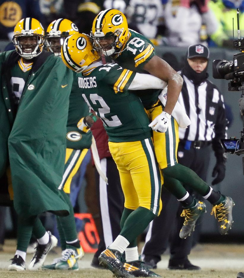 huge discount 48498 a8b91 What can the Cowboys do to prepare against Aaron Rodgers ...