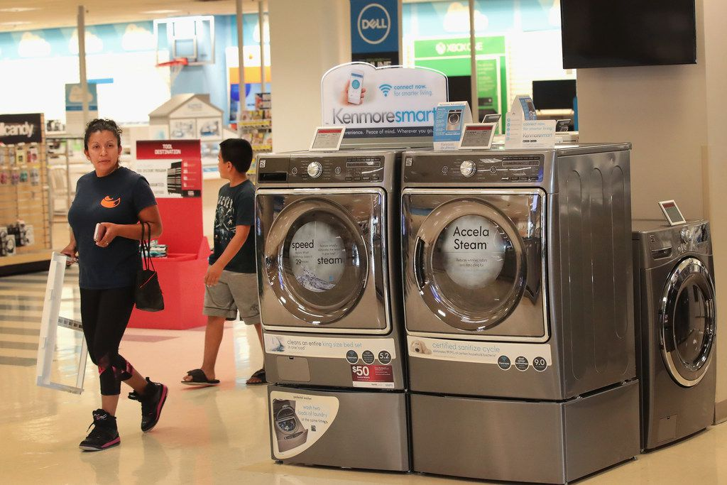 Expect blowout deals on appliances in the week leading up to Labor Day.