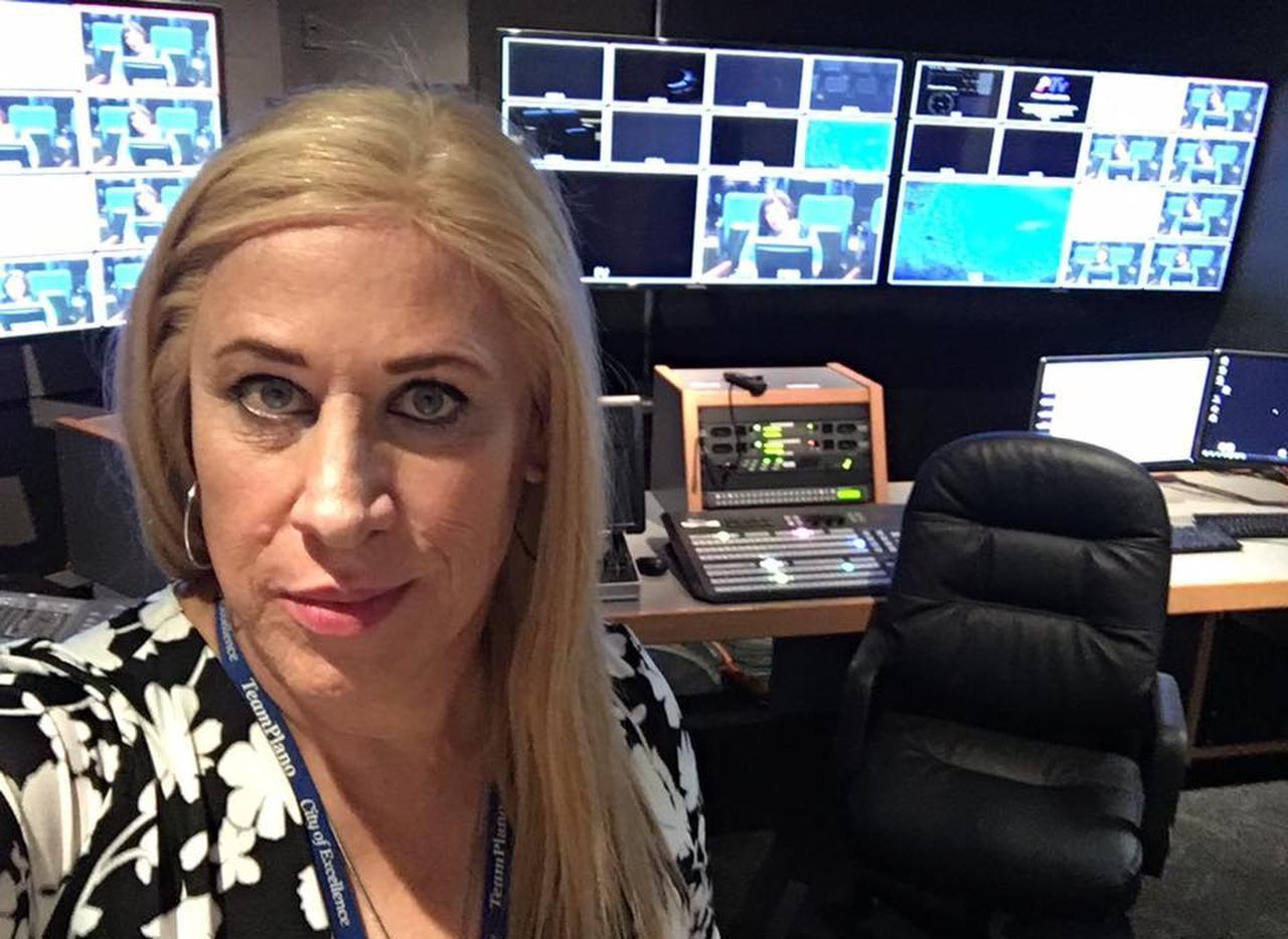 Jess Herbst, alcaldesa de New Hope. (FACEBOOK/CORTESÍA)