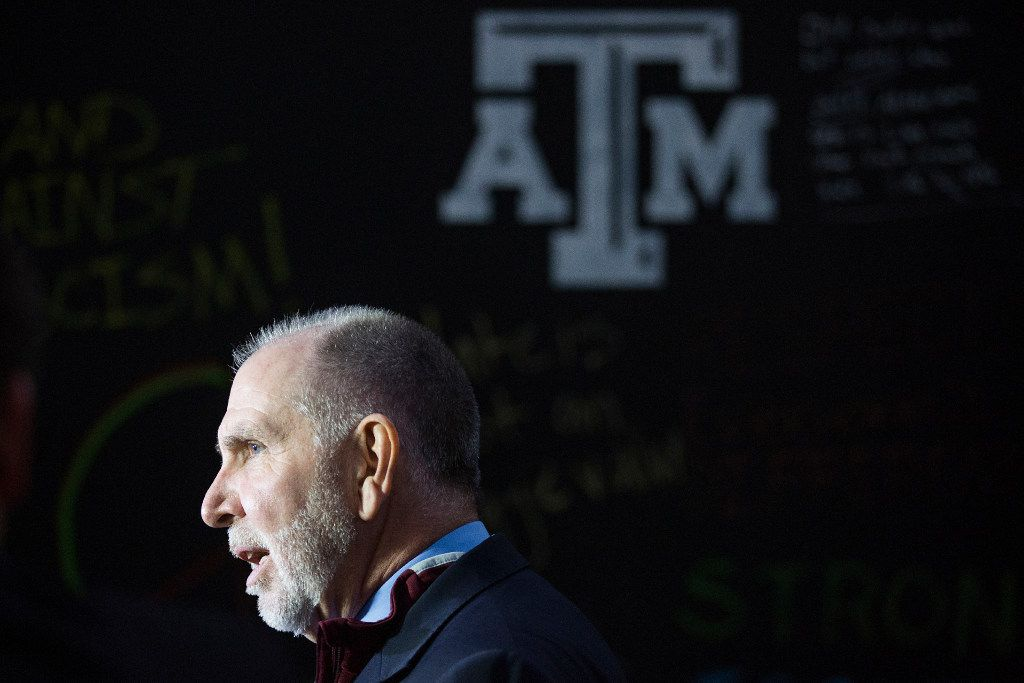 Texas A&M President Michael Young said those responsible for producing a racist video would be dealt with appropriately, although privacy concerns meant that the punishments could not be announced publicly.