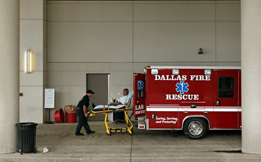 Dallas Fire-Rescue chief: EMS services under 'substantial