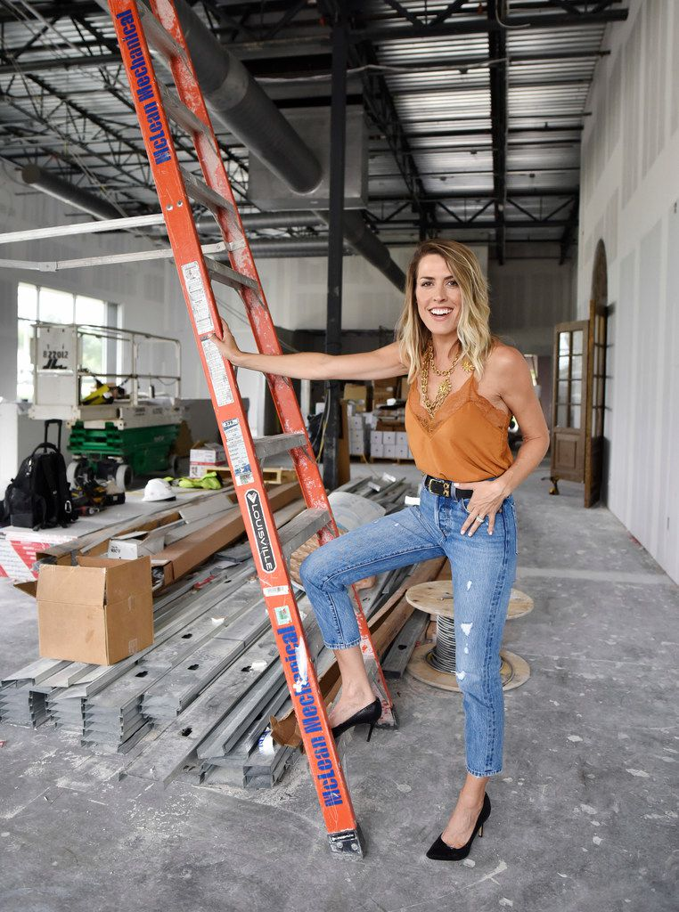 Brittany Cobb's Flea Style became a favorite of the Cowboys' brand marketing team when it went searching for a partner for a market at The Star.