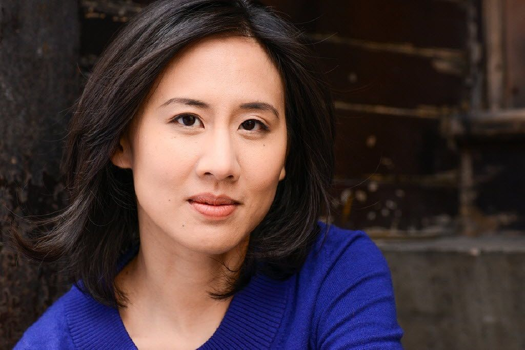 Author Celeste Ng will discuss Little Fires Everywhere at the Dallas Museum of Art on Monday as part of Arts & Letters Live.
