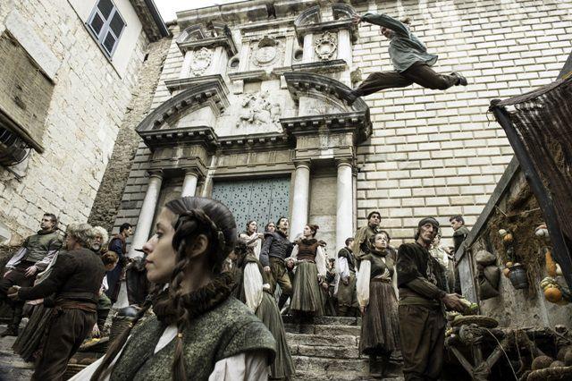 """Arya  en el episodio ocho  de la temporada seis de """"Game of Thrones""""/ HBO"""