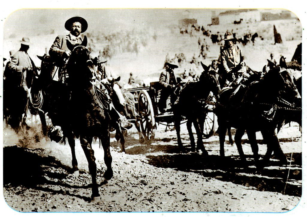 Imagen de archivo de Pancho Villa.