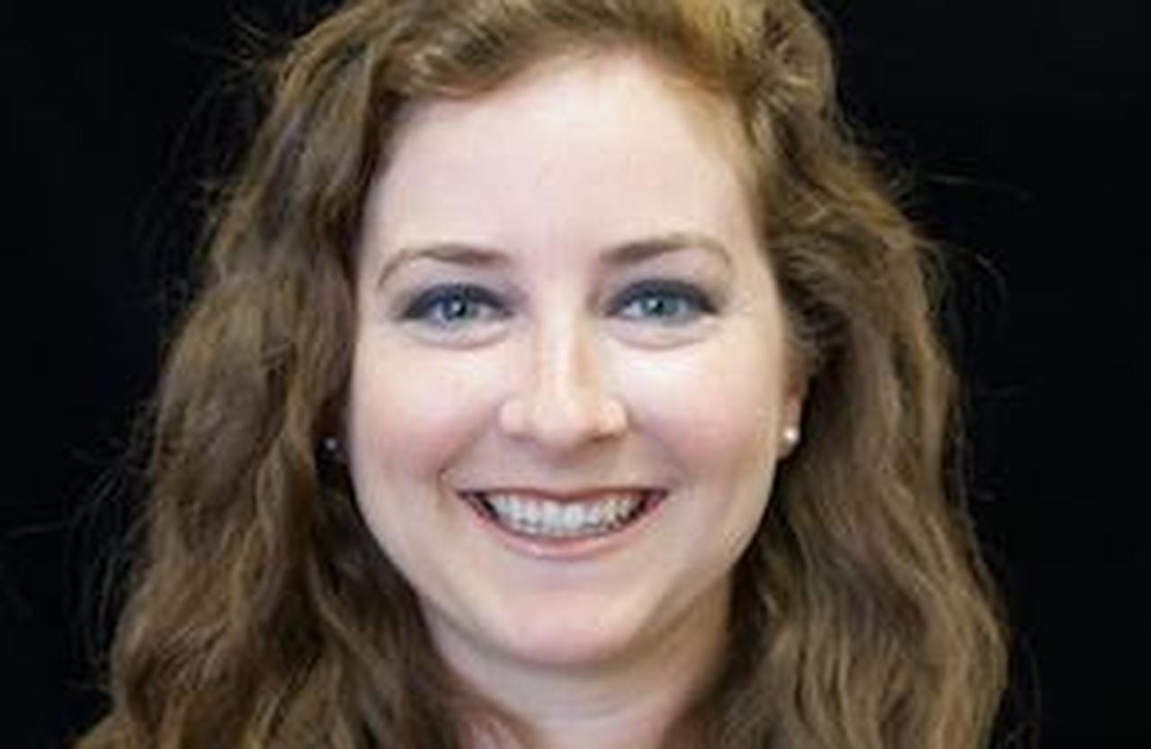 Rebecca Goerdel está acusada de tener una relación inapropiada con un estudiante. (CORTESÍA/GPISD)