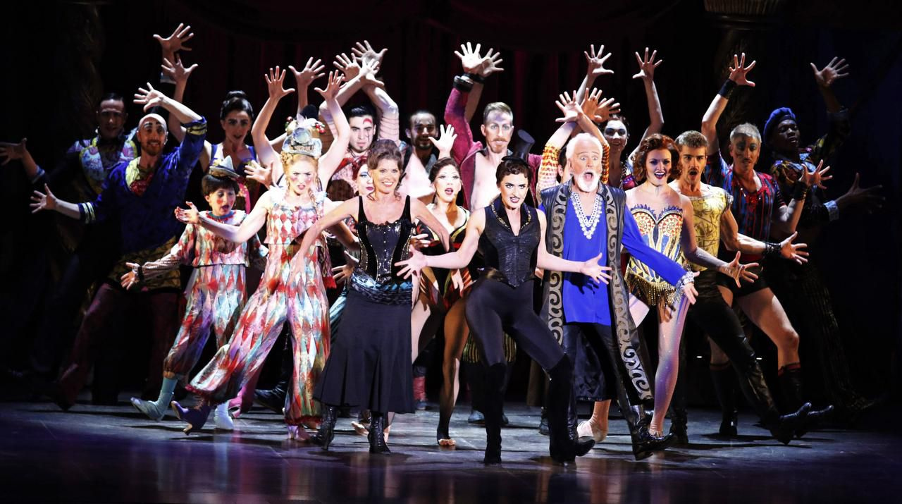 Dallas Summer Musicals  hosts  Pippin  at Fair Park through July 19, after which the production moves to Bass Performance Hall. The 2013 revival won four Tony Awards.