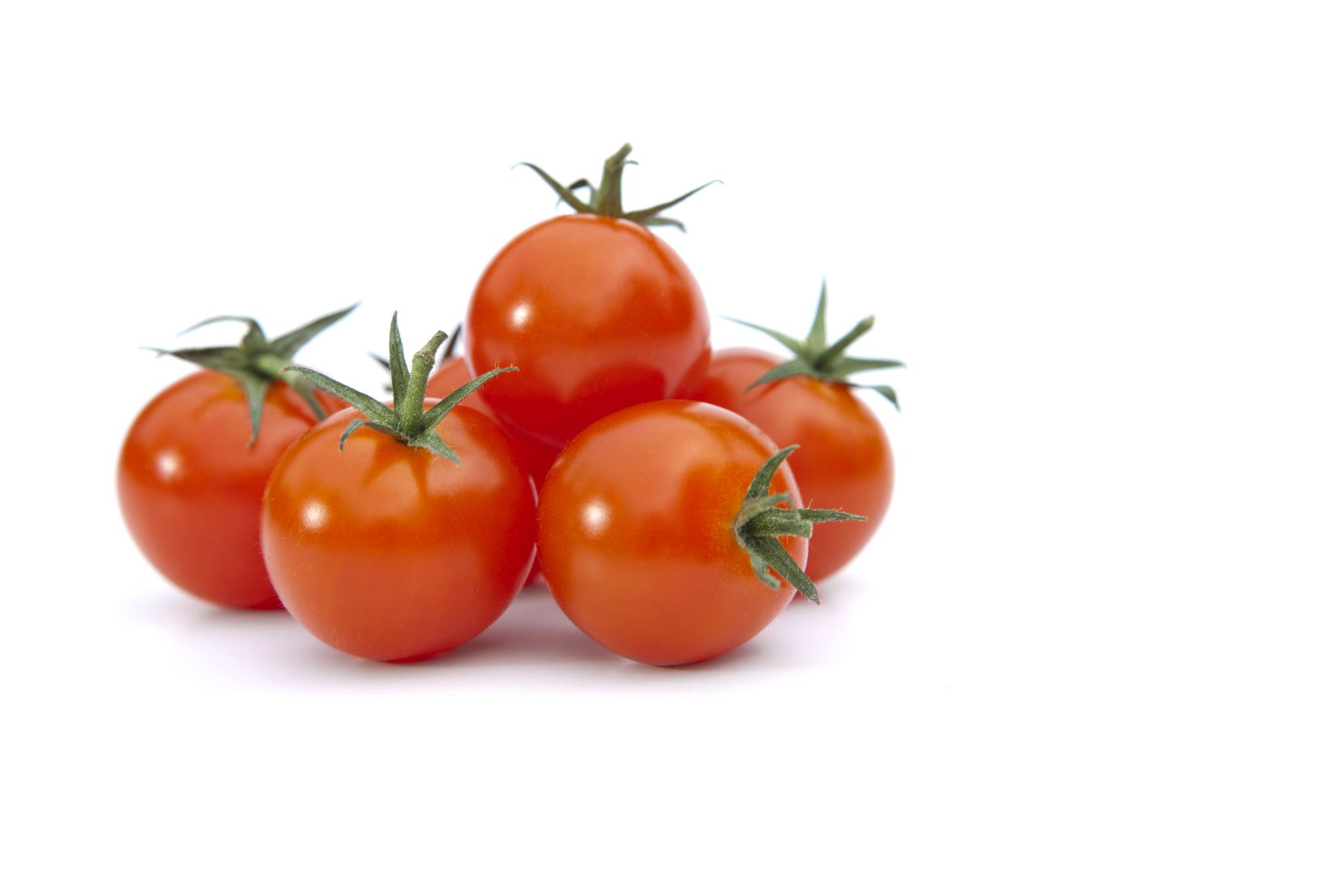 Tomatoes are acidic, especially when paired with goat cheese and balsamic vinegar.