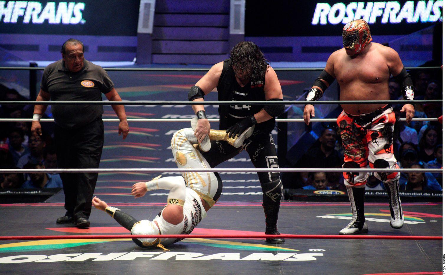 Evento Martinez Mania de lucha libre será este fin de semana en Fort Worth.