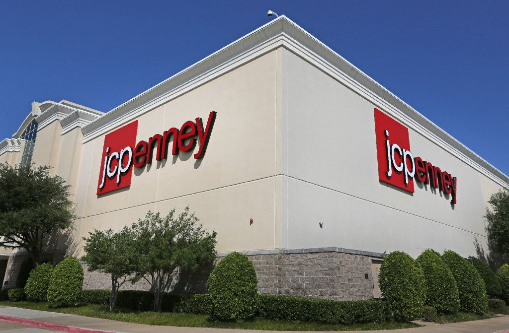 The J.C. Penney store at Stonebriar Centre in Frisco is shown earlier this month.