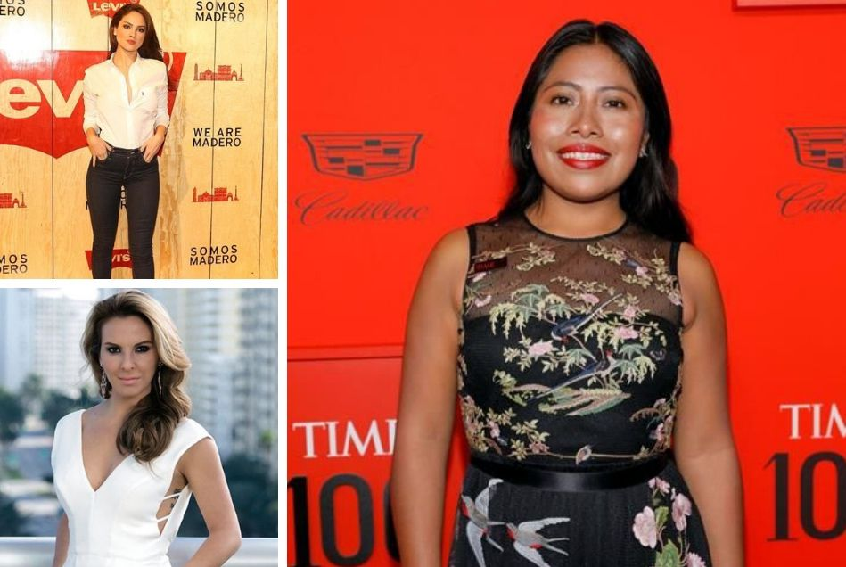 Las personalidades incluidas en la lista de personas más bellas por la revista People en Español. AGENCIA REFORMA.