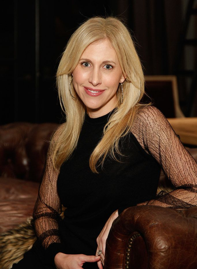 Author Emily Giffin in 2014.  (Photo by Ben Rose/Getty Images for Restoration Hardware)