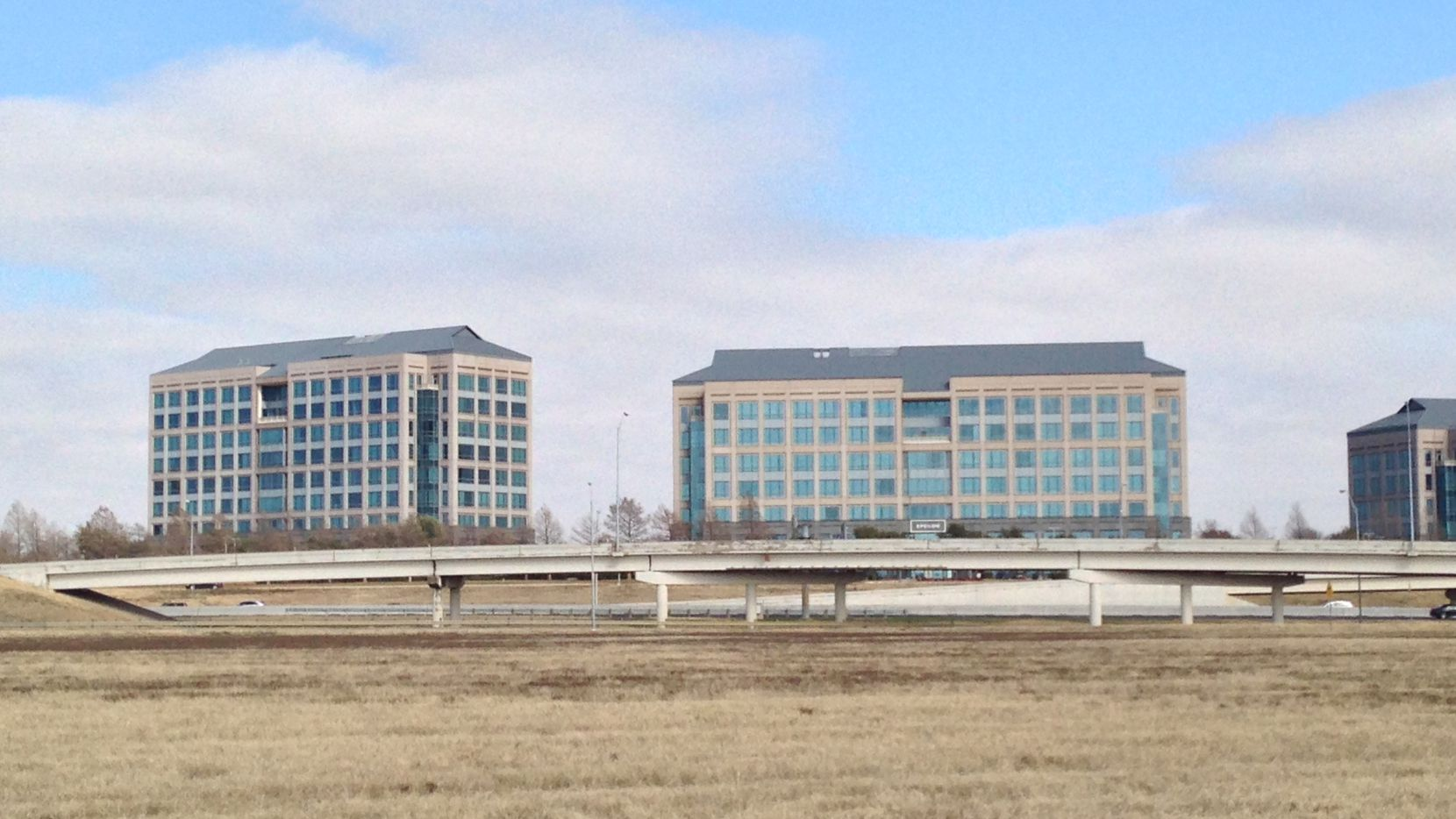 The almost 28-acre development site is on State Highway 114 in Las Colinas.