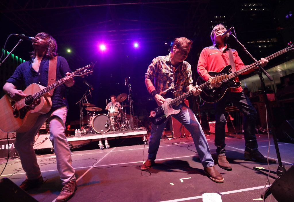 If you dig twangy, homegrown tunes, check out the lineup to Old 97's County Fair, just announced