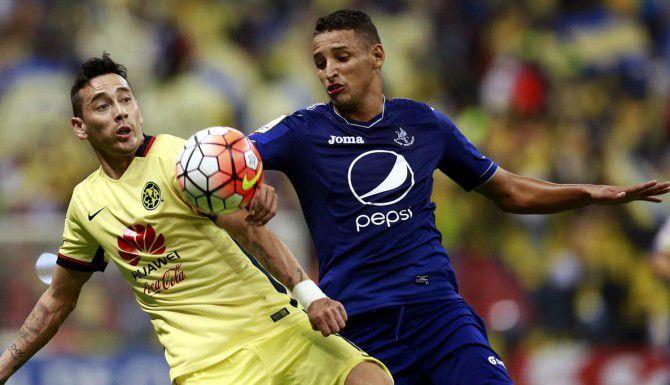 Rubens Sambueza (izq.) y las Águilas cayeron en los dos primeros juegos del Apertura.(AGENCIA REFORMA)