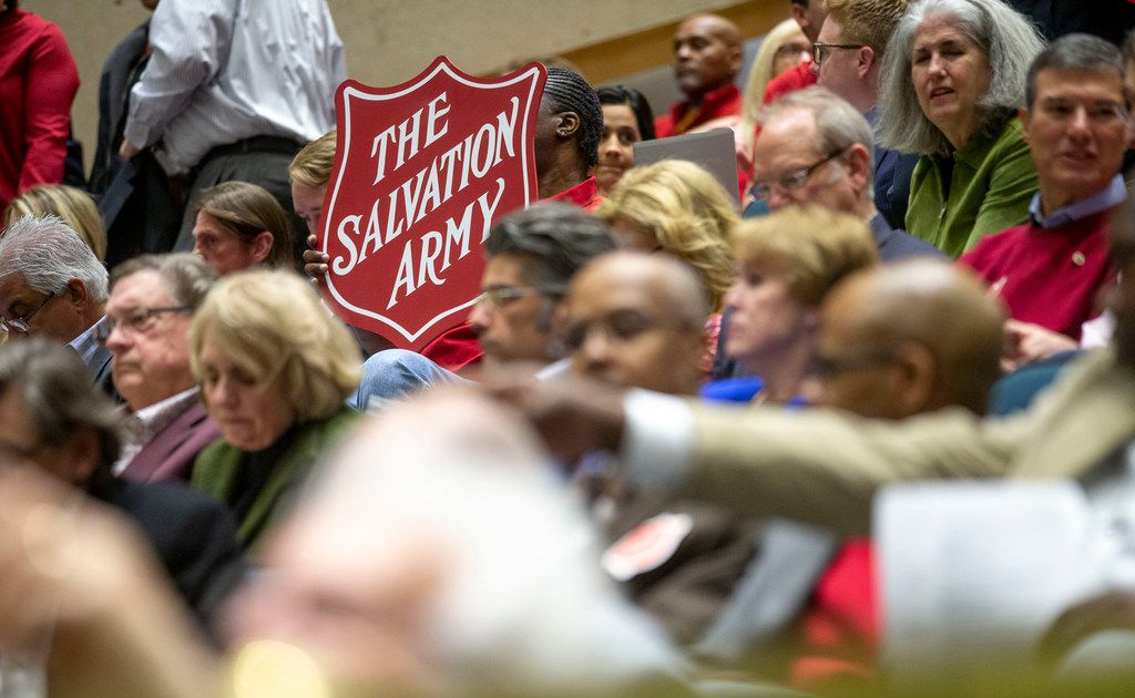 Salvation Army, prospective neighbors make peace over $95M campus up for Dallas City Council vote today