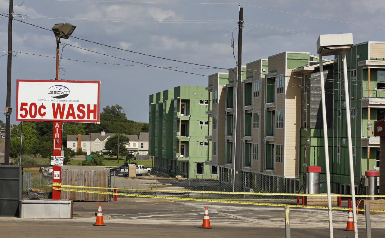 Low-income apartments going up in Pleasant Grove spur hopes
