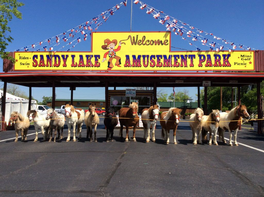 Sandy Lake Amusement Park was in business for 48 years before it was recently sold and closed.