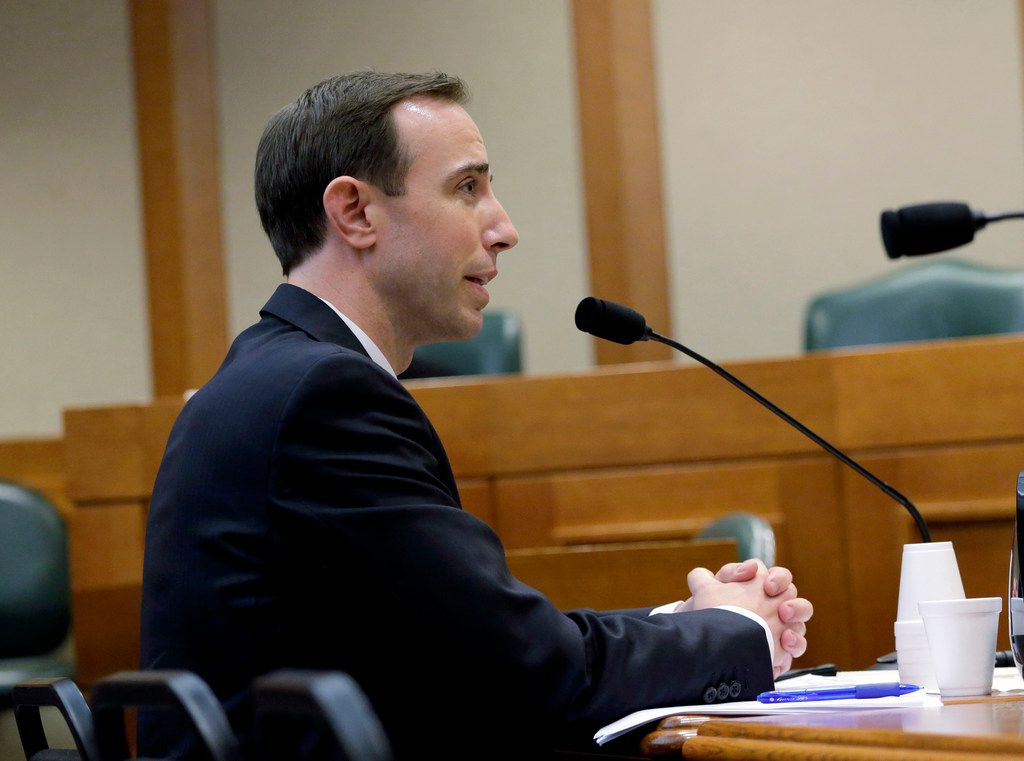 Texas Secretary of State David Whitley fielded tough questions about his office's efforts to find non-citizen voters on voter rolls in the state during his Senate confirmation hearing last week.