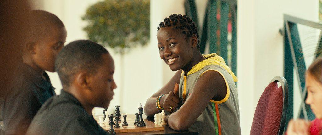"""Madina Nalwanga stars in """"Queen of Katwe."""""""
