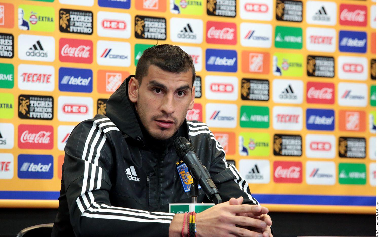 El portero de Tigres Nahuel Guzmán podría ser llevado al Mundial con Argentina tras la lesión de Sergio Romero. AGENCIA REFORMA