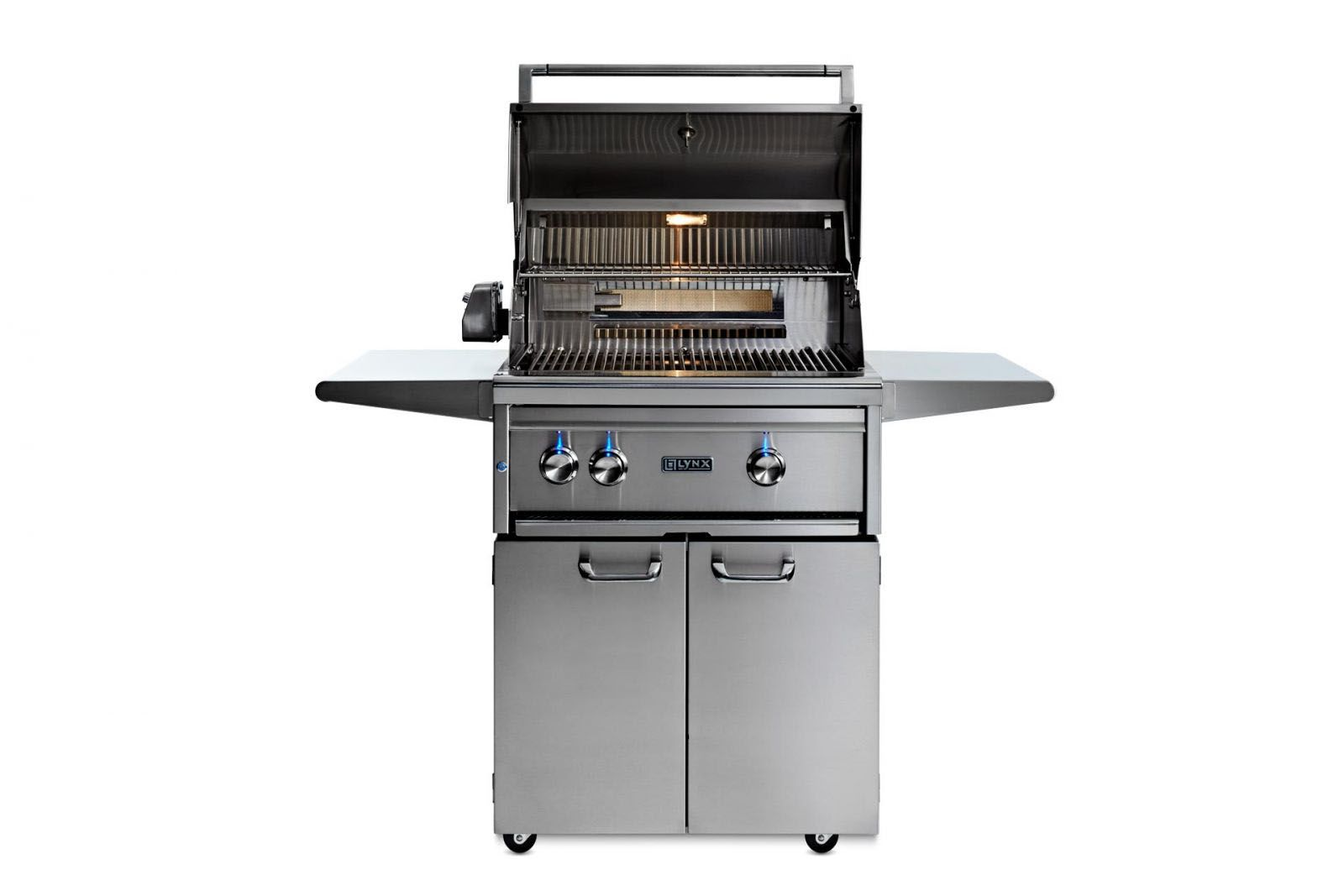 A Lynx Professional 27-inch propane grill that now sells for about $3,000 would cost about $350 more.