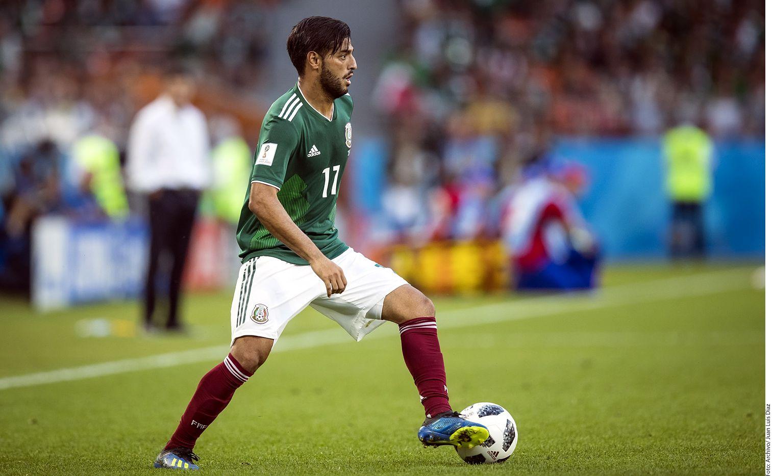 """Según revela el diario español Sport, tanto el delantero mexicano Carlos Vela como su equipo, el LAFC, ya tienen un acuerdo total con los blaugranas, sin embargo, es la opción """"B""""./ AGENCIA REFORMA"""