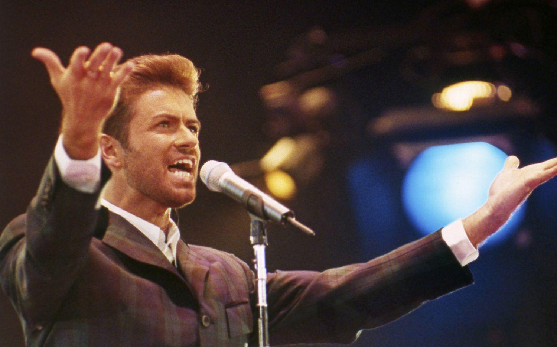 El cantante George Michael. (AP)